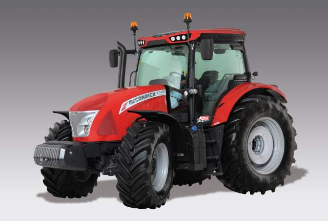 McCormick tractors - Next Generation X7 Series