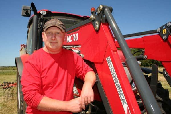 McCormick X4-70 Tractor Agri-Hire Ltd