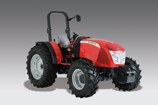 New 74hp McCormick X4.35M Tractor