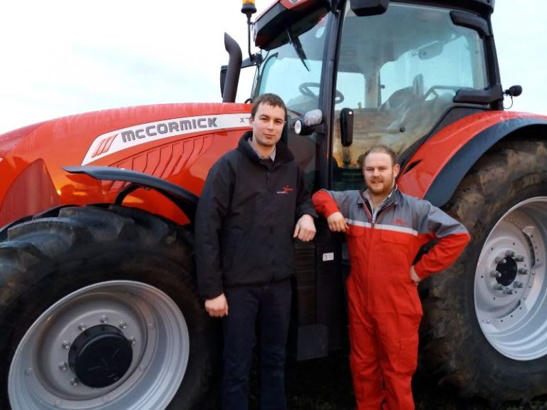 New McCormick Dealer Angus & Perthshire