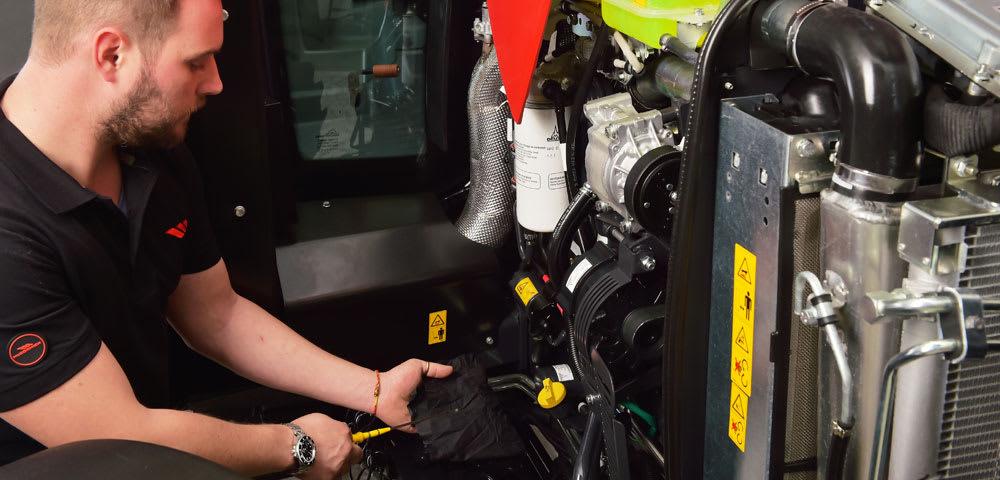 linee guida manutenzione trattori