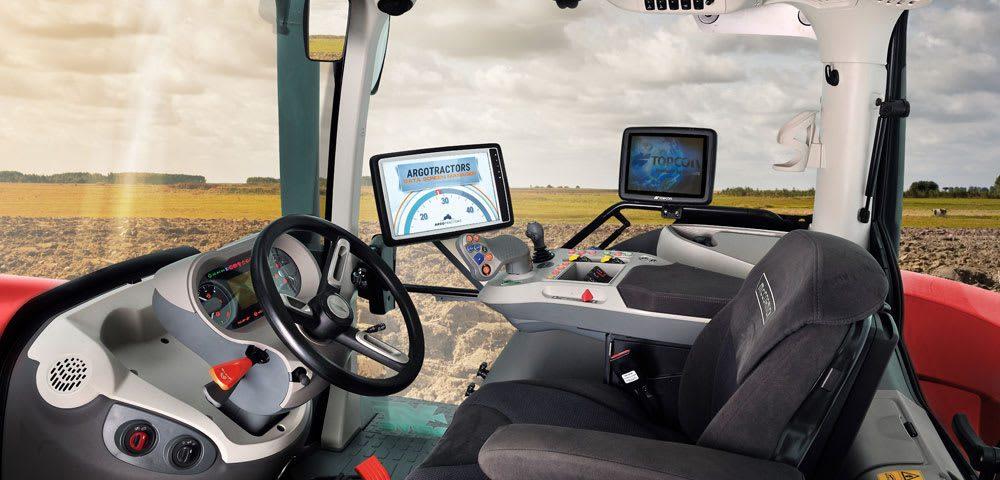 precision steering management - agricoltura di precisione mccormick