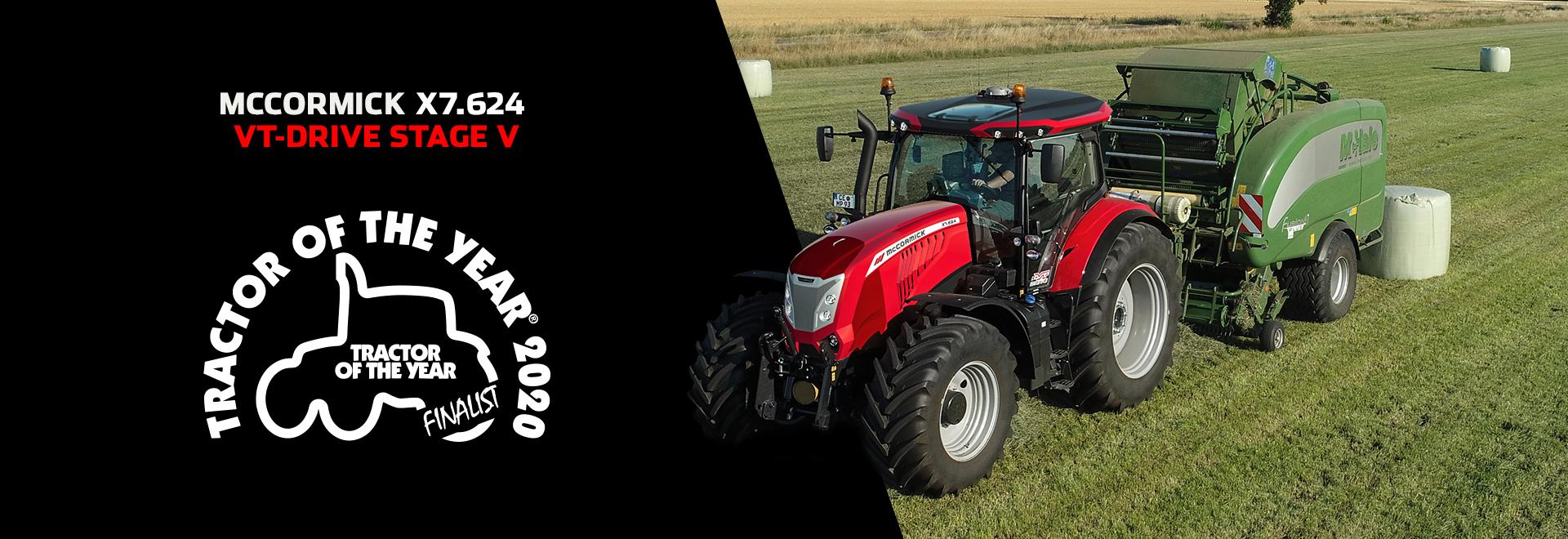 High power tractors - MCCORMICK