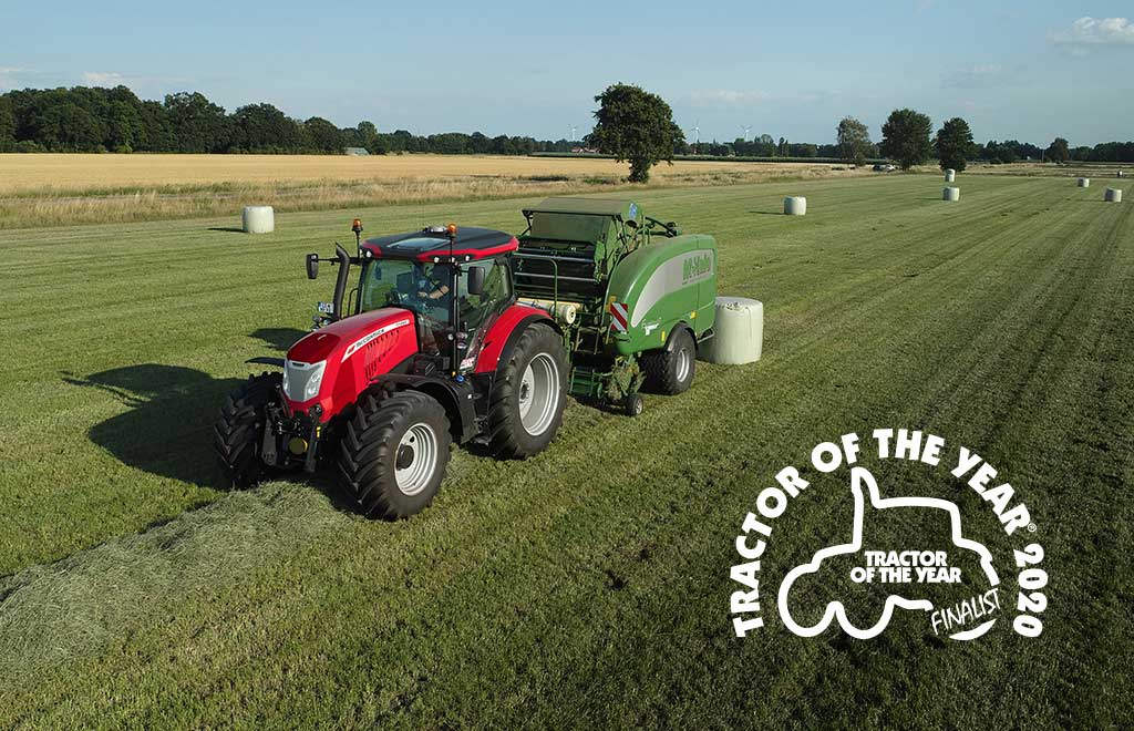 Best Lawn Tractor 2020.Mccormick X7 624 The Latest Model At Agritechnica Competing
