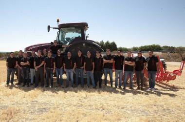 XCamp2019 training trattori alta potenza