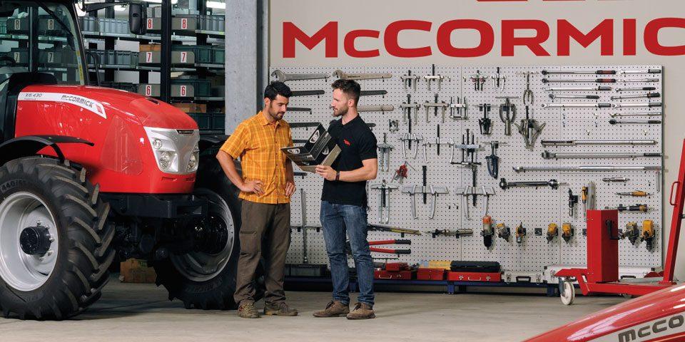 Estensione di garanzia trattori McCormick