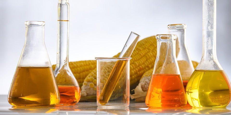 Bioetanolo carburante da prodotti agricoli