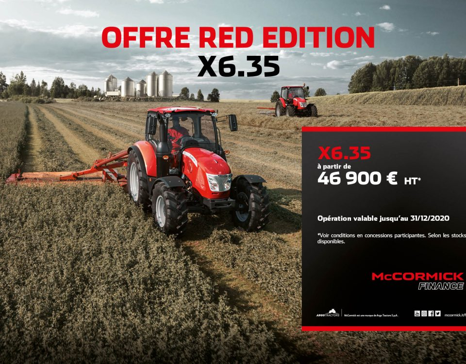 Mccormick Red Edition