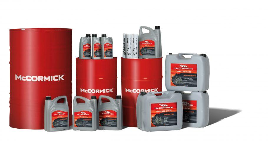Lubrificanti McCormick Oil Chooser