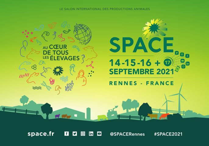 Salon SPACE à Rennes